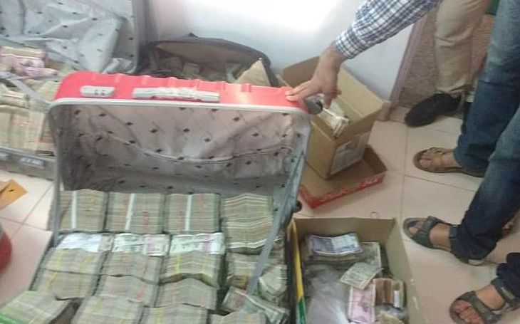 Image result for INCOME TAX RAID