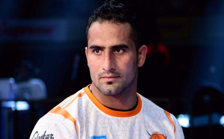 Image result for sandeep narwal kabaddi