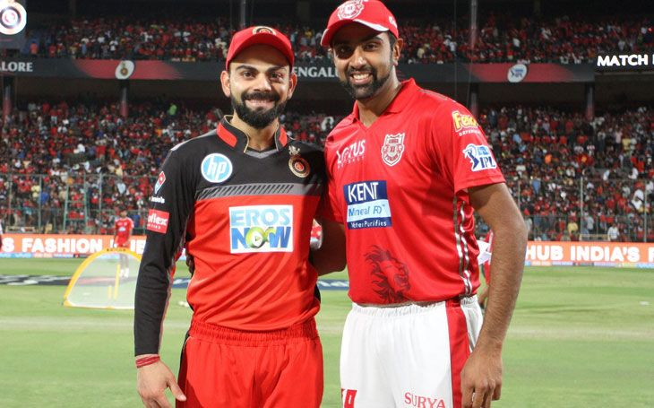 Image result for KXIP से RCB